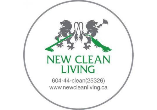 New Clean Living logo