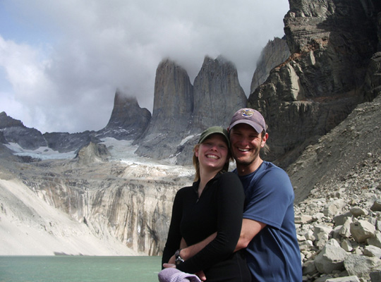 Exploring Torres del Paine's famous peaks on a Patagonia trek.