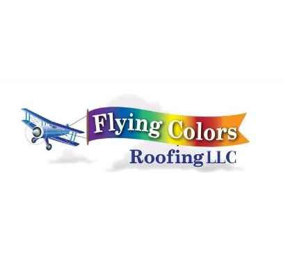 Flying Colors Roofing logo