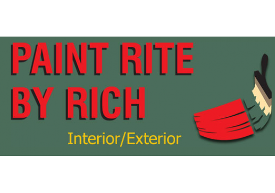 Paint Rite by Rich logo