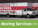 For over 30 years Lupica has been a family-owned company specializing in intra-state/Ohio moving and storage services.