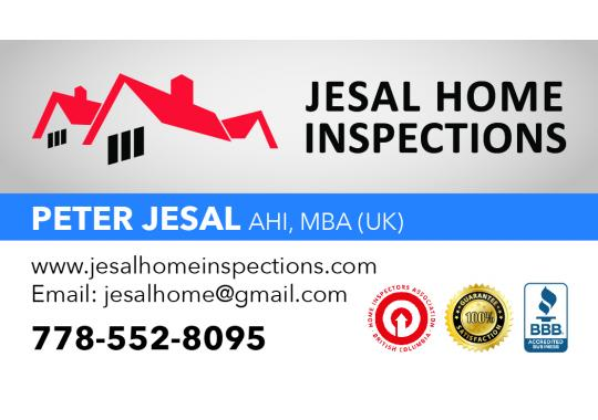 Jesal Home Inspections logo