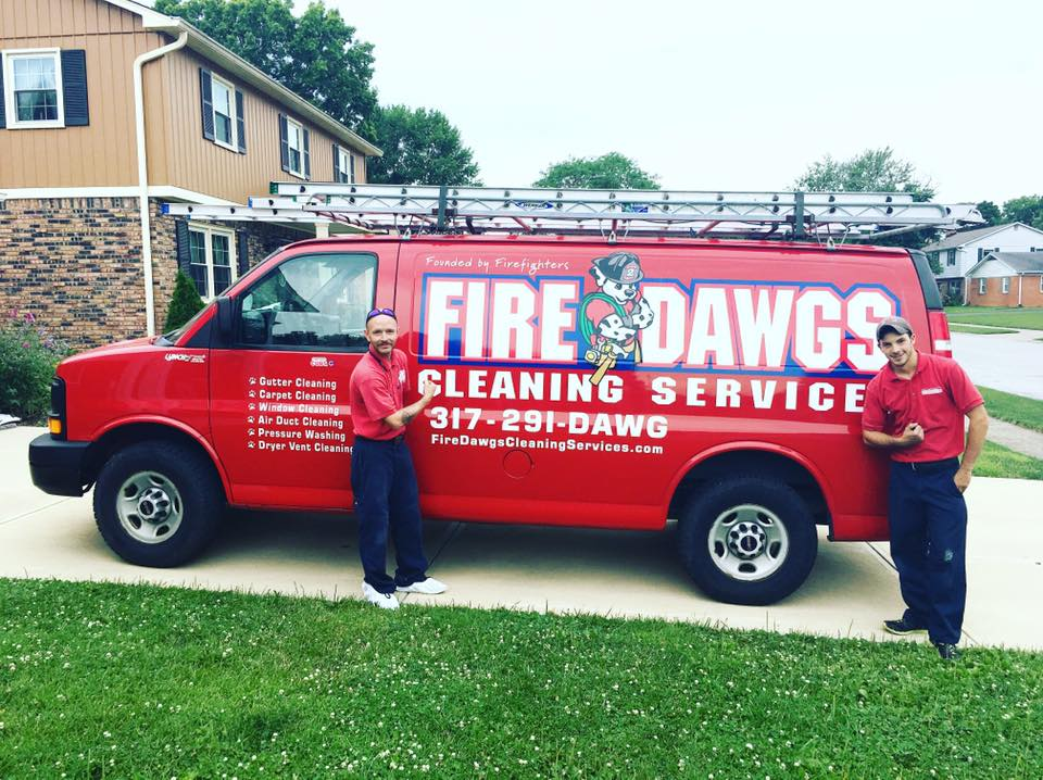 Fire Dawgs Cleaning Services Technicians