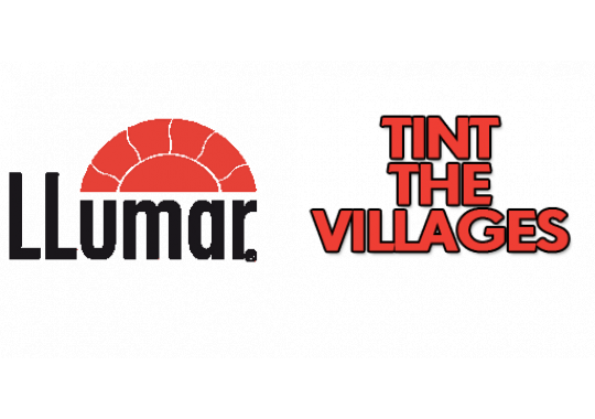 Tint the Villages logo