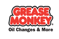 Here is the company Logo for Grease Monkey.