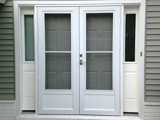 Aluminum Storm Doors bbb business profile | matteo residential construction, inc.