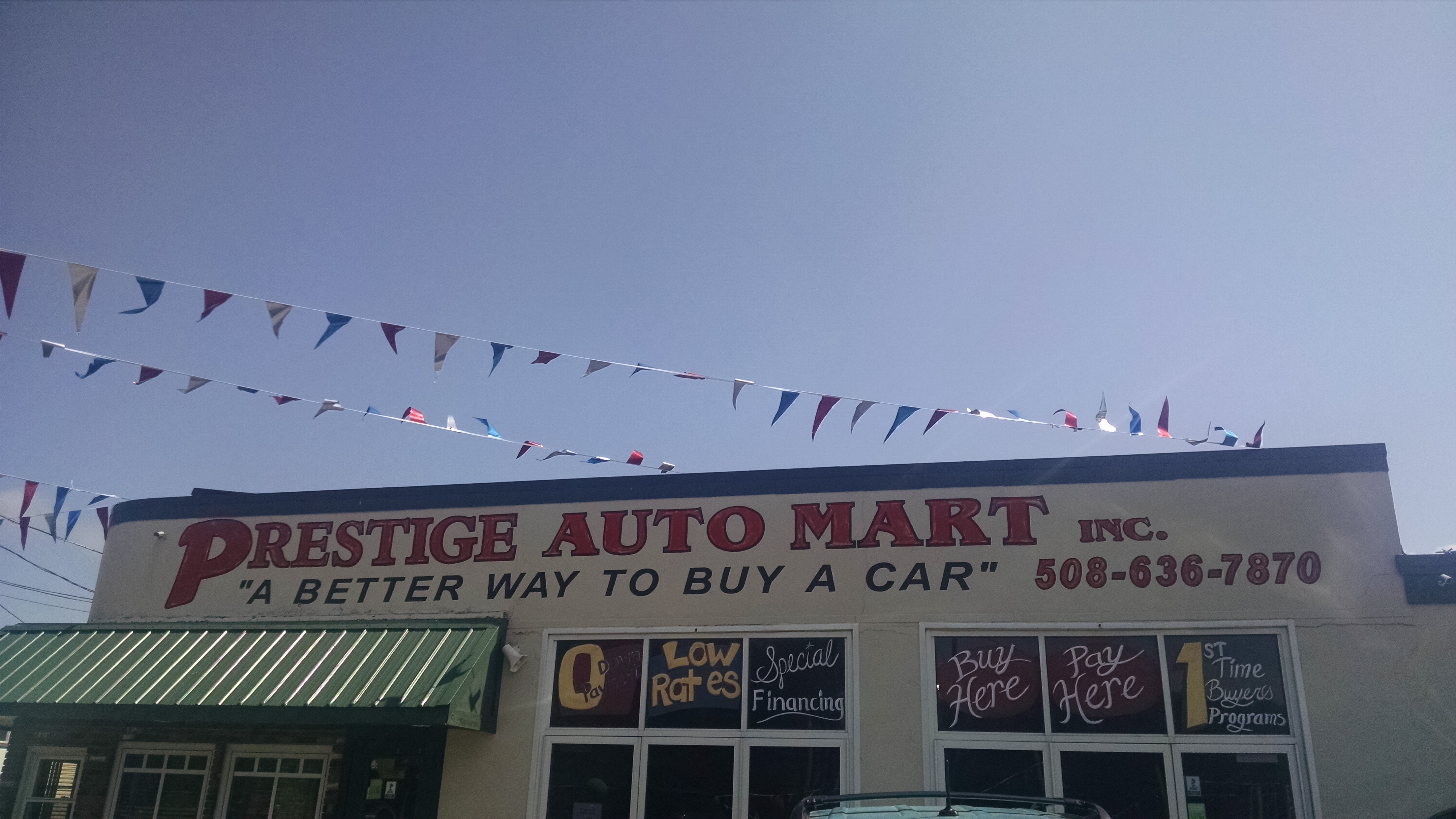 Prestige in east providence rhode island with reviews - Prestige Auto Mart