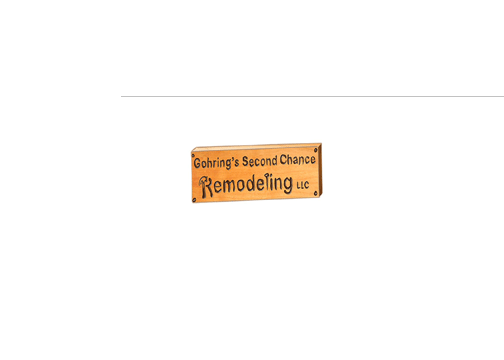 Gohring's Second Chance Remodeling, LLC logo