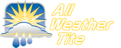 All Weather Tite Roofing logo