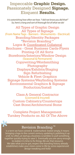 Hi-this is a great list to help you understand