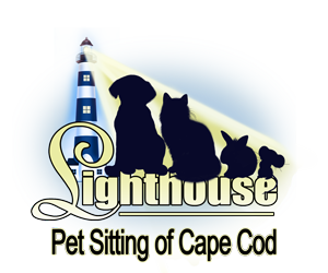 Lighthouse Pet Sitting of Cape Cod logo