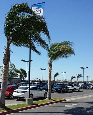 We'd love to see you at the new CJ Wilson Mazda of Ventura!