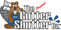 The GutterShutter Manufacturing Company logo