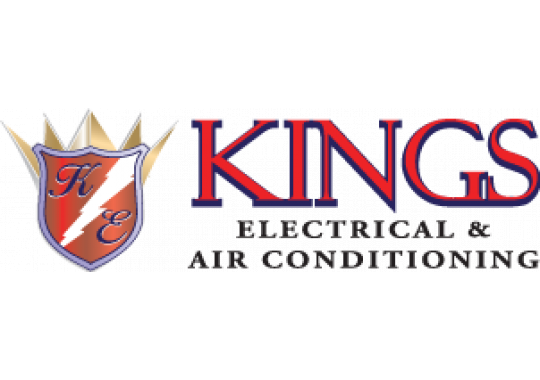 Kings Electric & Air Conditioning logo