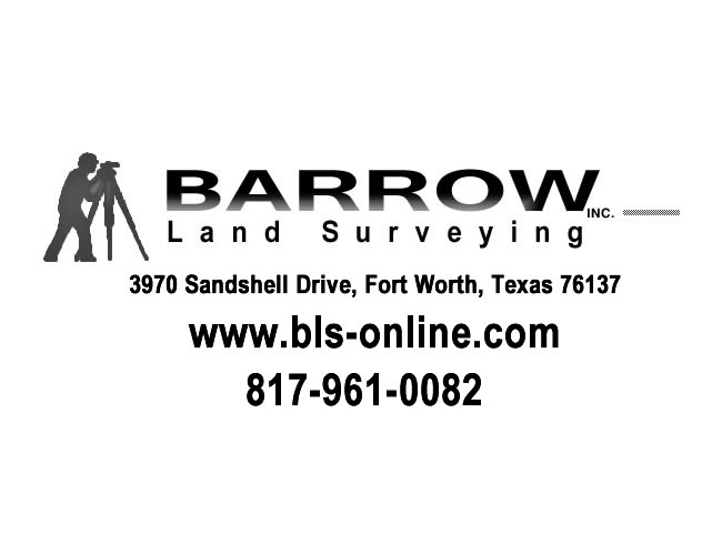 Barrow Land Surveying, Inc. logo