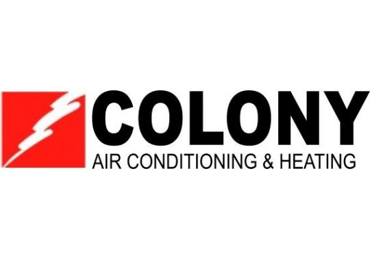 Colony Air Conditioning & Heating logo