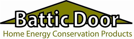 Battic Door Energy Conservation Products logo