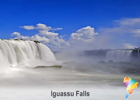 Magical Iguazul Falls with SouthAmerica.travel