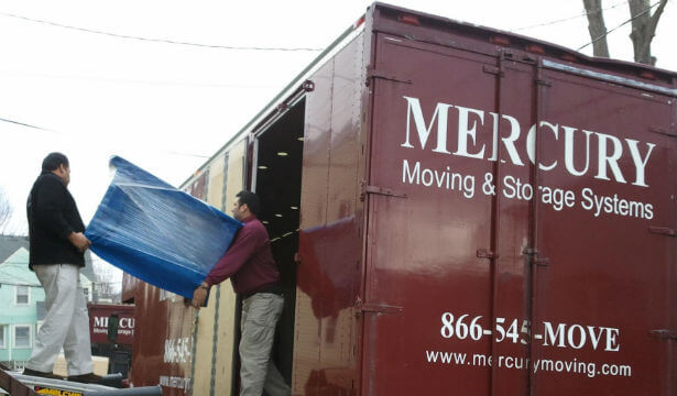 Mercury Moving and Storage Systems, LLC
