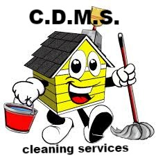 CDMS Cleaning Services logo