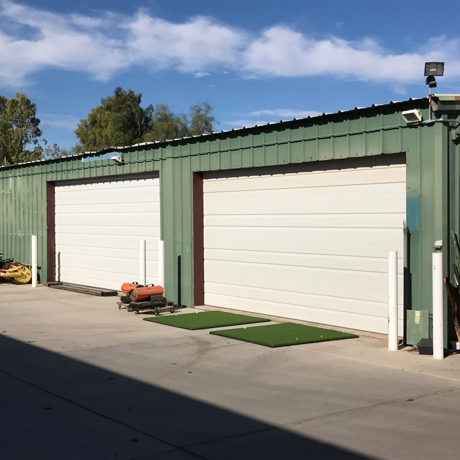 lscott repair finish rust barn doors copper gates and slats with america custom openers tempe door wood garage aged