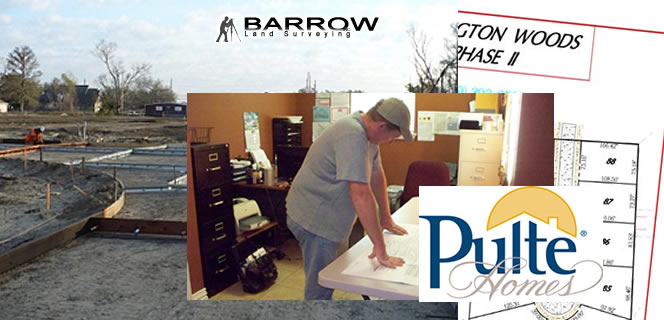 Barrow Land Surveying, Inc. acquired T.W.Barrow Surveying Co. which preformed