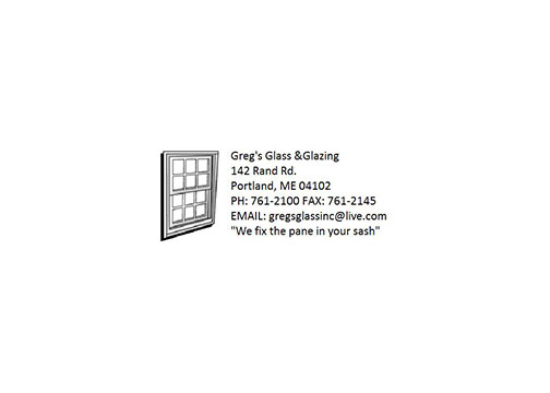 Greg's Glass & Glazing Co., Inc. logo