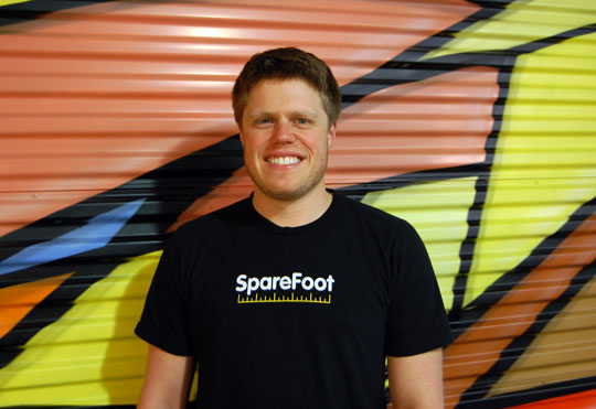 Co-Founder of SpareFoot