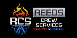 RCS Heating and Cooling logo