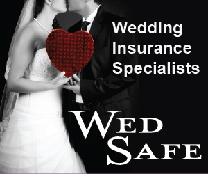 WedSafeR Is A Registered Service Mark Of Affinity Insurance Services Inc