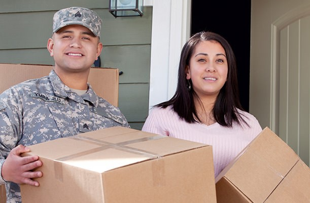 Military and Veteran moving services by MiniMoves