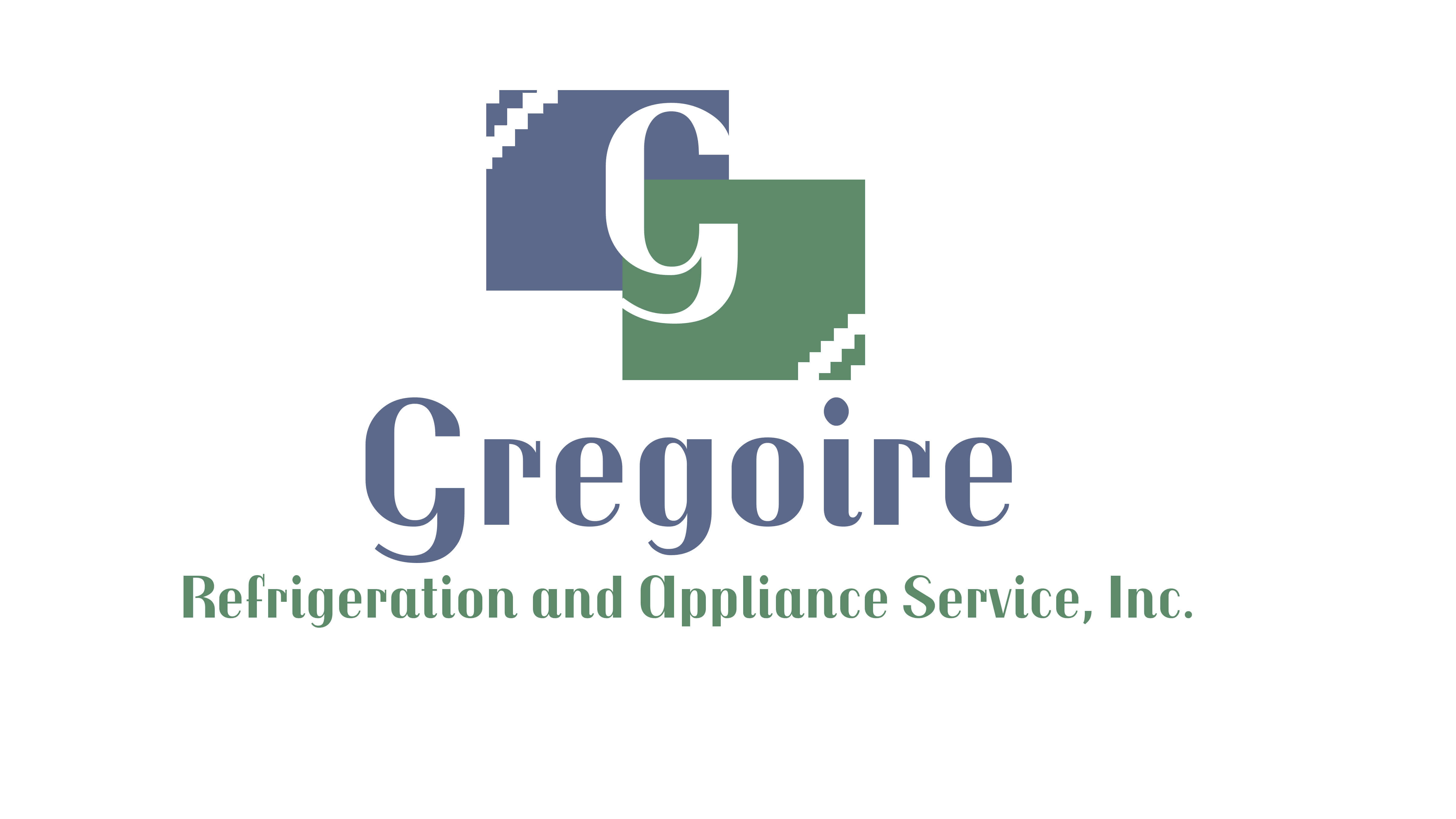 Gregoire Refrigeration and Appliance Service, Inc. logo