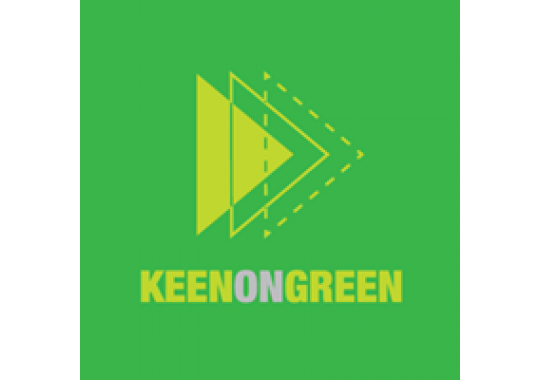 Keen on Green Disposal & Recycling Inc. logo