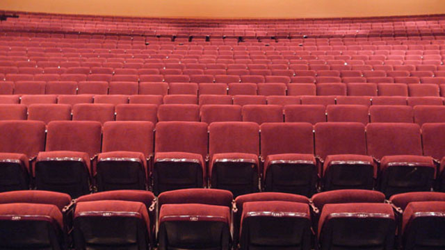 On-site reupholstery of theater seating, 619 seats in the Bomhard Theater and 2,377 seats in Whitney Hall