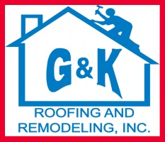 G & K Roofing and Remodeling logo