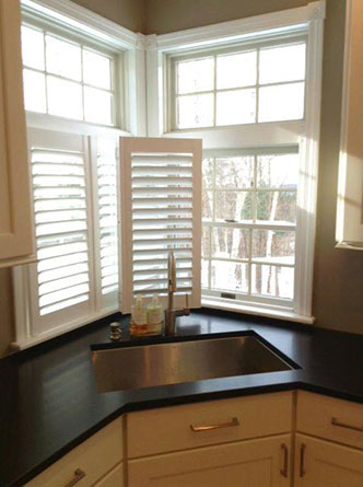 Cafe shutters can add sophistication and charm to any space.
