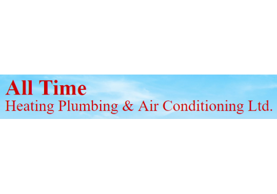 All Time Heating Plumbing & Air Conditioning Ltd. logo