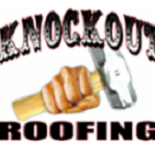 Knock Out Roofing & Construction, Inc logo