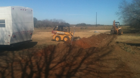 Building an RV Park/Man Camp for Oilfield Workers