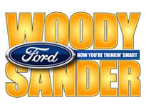 Woody Sander Ford, Inc. logo