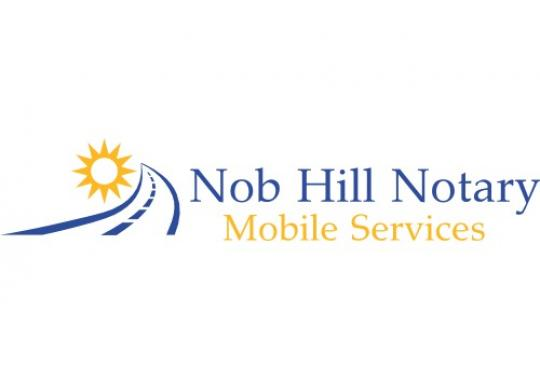 Nob Hill Notary Mobile Services logo
