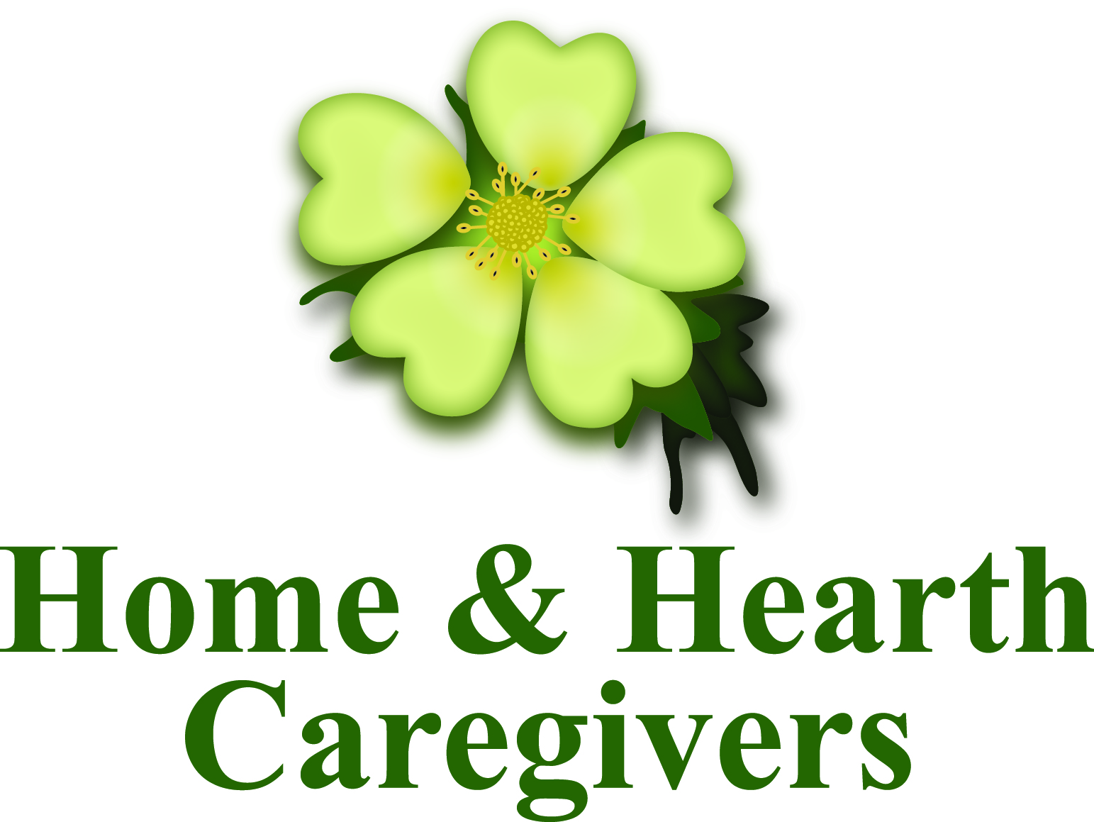 Home & Hearth Caregivers Division of Parker Cromwell Healthcare logo