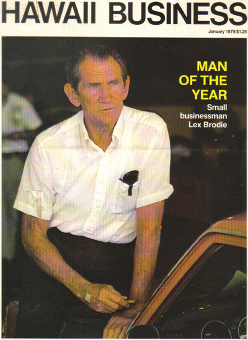 Man of the Year- A Legend to Many!