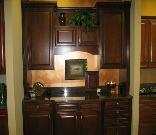 We furnish and install kitchens for homes that range from $150,000 to $2,000,000.