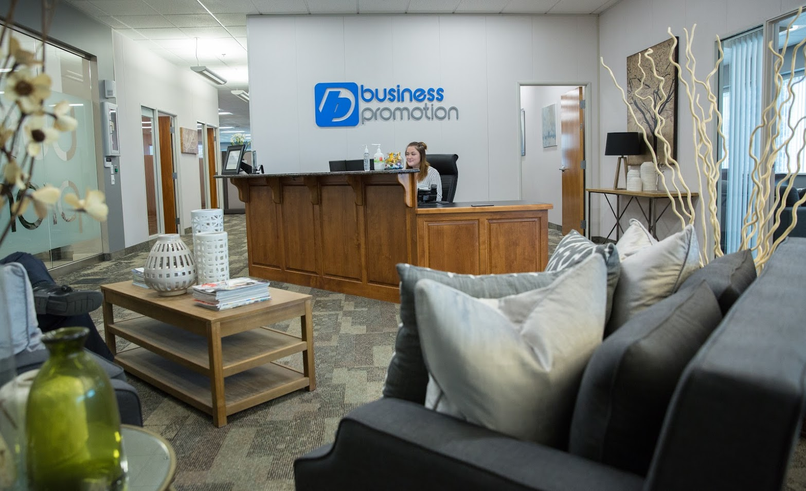 Business Promotion Lobby 1