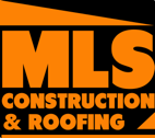 MLS Construction & Roofing logo