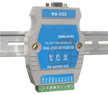 RS232 Serial converter with isolation