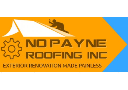 No Payne Roofing Inc. logo