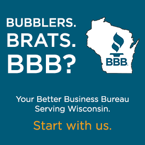 Bbb Serving Wisconsin Start With Trust