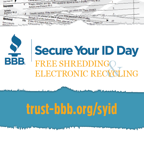 Secure Your ID with BBB